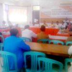 KPU Banggai Gelar Sosialisasi Tahapan